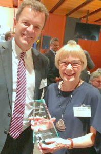 Prue Justice Award