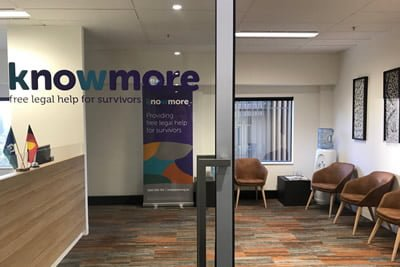 knowmore's Brisbane new office opened