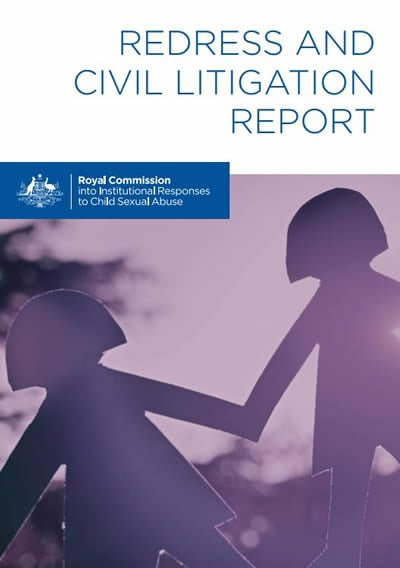 Royal Commission's Redress and civil litigation report released