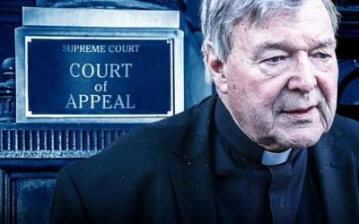 Victorian Court of Appeal dismisses George Pell's appeal against child sex abuse convictions